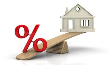 Большой процент по ипотеке. Концепция