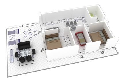 Transformar un local en vivienda tugu for Cambio de uso de oficina a vivienda
